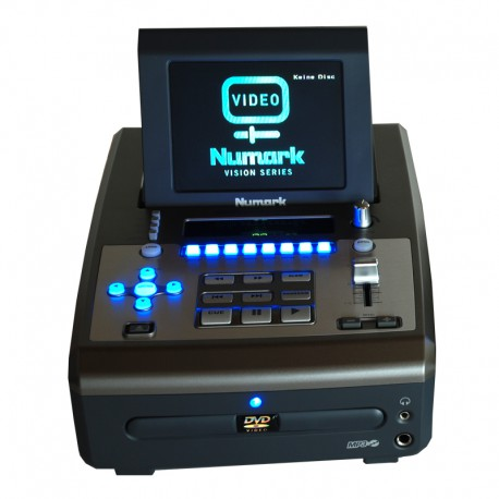 Numark Video-DVD-Player VJ01