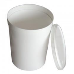 Traiteurbecher mit Deckel (1000 ml)